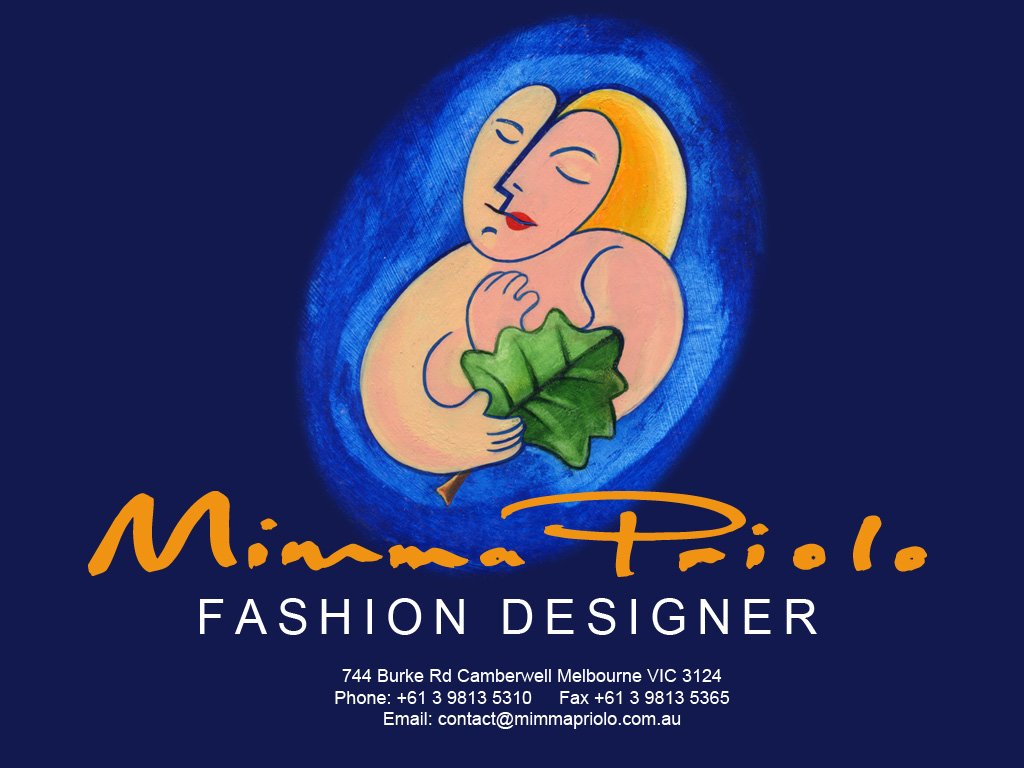Mimma Priolo - Multi award winning fashion design in Melbourne